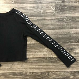 DIVIDED H&M Cropped Sweater
